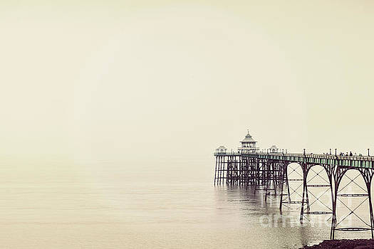 The Pier by Colin and Linda McKie