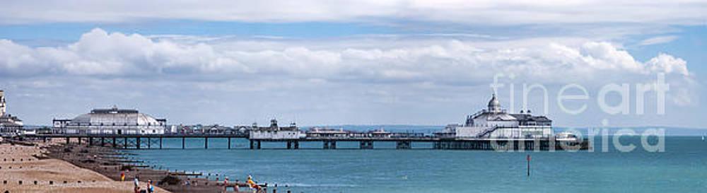 The Pier Eastbourne by Ann Garrett