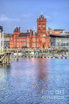 Steve Purnell - The Pierhead Building Cardiff Bay