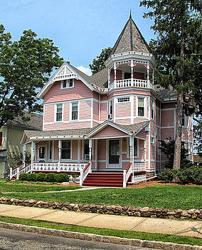 The Pink House 2 by Dave Mills