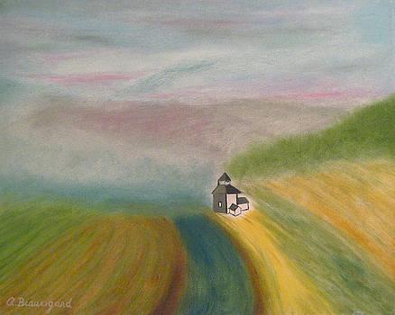 The Plains by Richard Beauregard