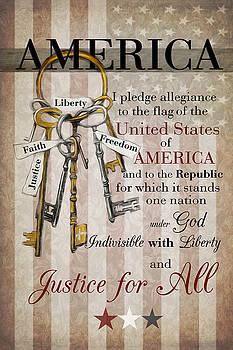 The Pledge by Robin-Lee Vieira