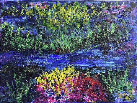 The Pond by Alexis Baranek