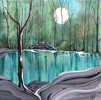 The Pond by Pat Purdy