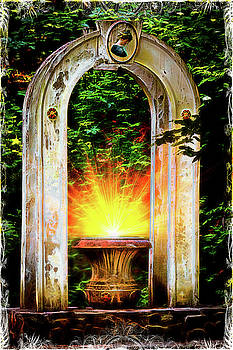 The Portal of Enlightenment by Matt Create