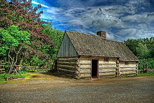The Prairie house by Kim Shatwell-Irishphotographer
