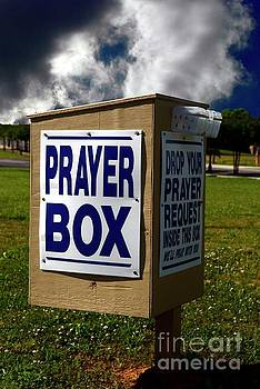 The Prayer Box by Bob Pardue