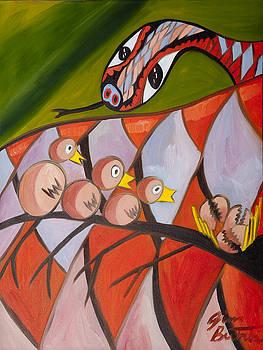 The Predator by Jimmy Butros
