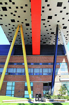 The Primary Colours Of OCAD by Nina Silver