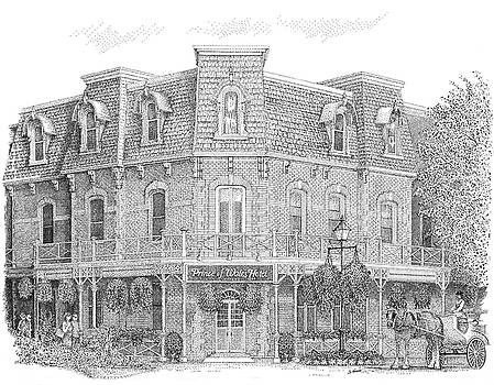 The Prince of Wales Hotel by Steve Knapp