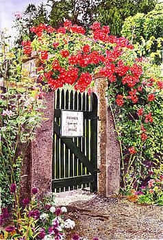 David Lloyd Glover - The Private Garden