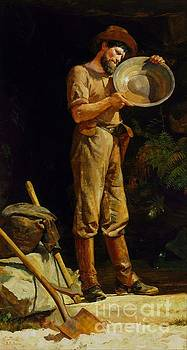The Prospector by Reproduction