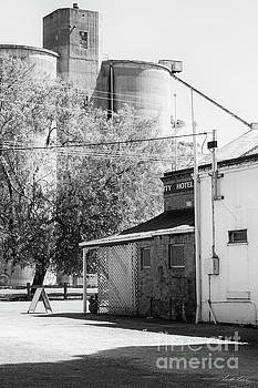 The Pub Across from the Silos by Linda Lees
