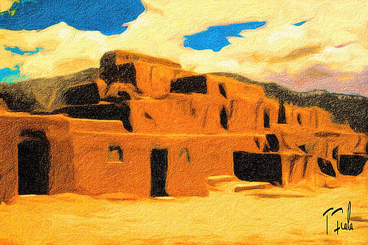 The Pueblo by Terry Fiala