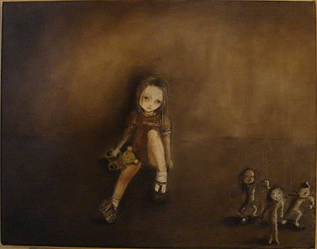 The puppet show by Mya Fitzpatrick