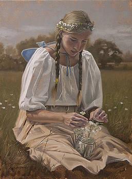 The Queen's Handmaid by Michael Wilson