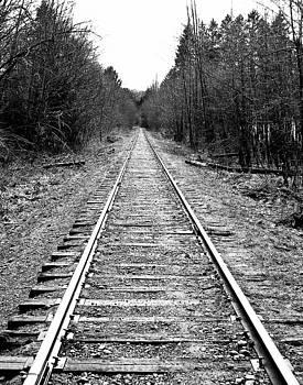 R J Ruppenthal - The Rail Line