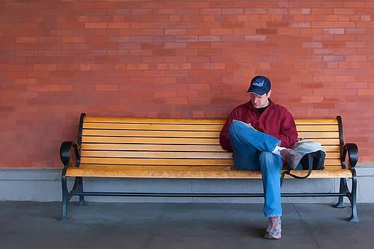 The Reader by Noel Zia Lee