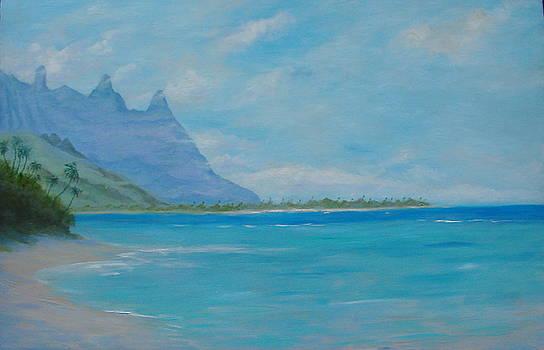 The Real Bali Hai Hawaii by Phyllis OShields