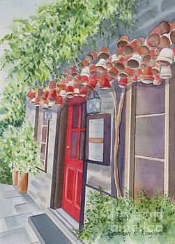 The Red Door by Deborah Ronglien