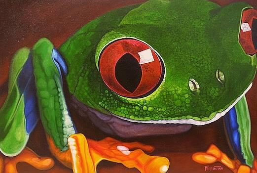 The Red Eye by Jon Ferrentino