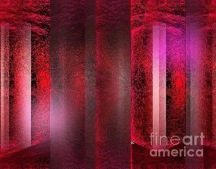 The Red Room by John Krakora