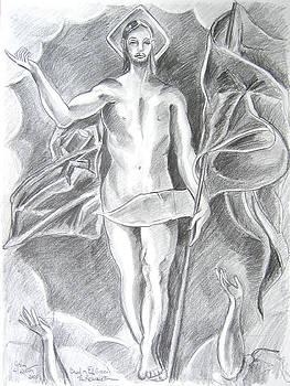 The Resurrection of Jesus by John Keaton