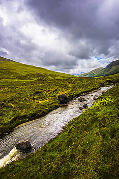 The River Brittle I by Steven Ainsworth