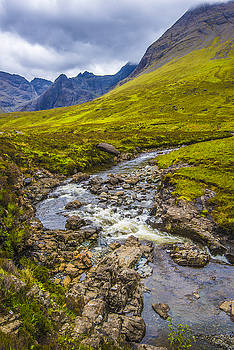 The River Brittle III by Steven Ainsworth