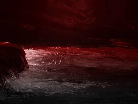 The River Runs Red by GJ Blackman