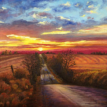 The Road Home by Rod Seel