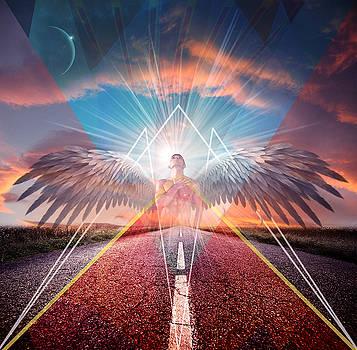 The Road  by Mark Ashkenazi