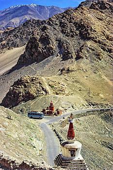 Steve Harrington - The Road to Ladakh