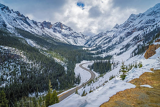 The Road to Spring by Ken Stanback