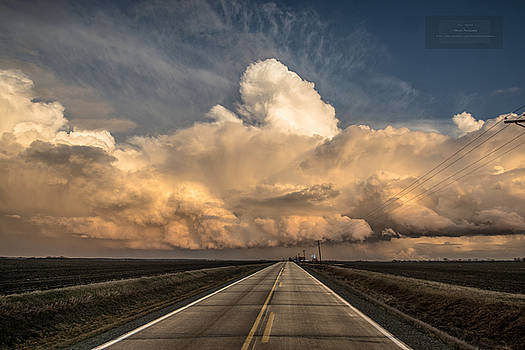 The Road to Storm City by Paul Brooks