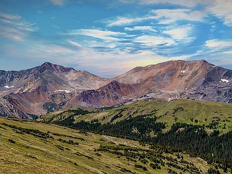 The Rockies by Bill Gallagher