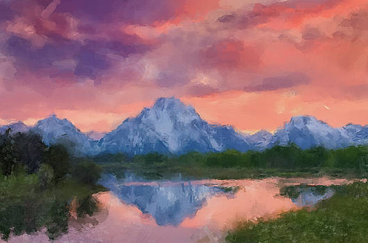 The Rockies by Gary Grayson