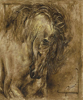 The Romance of Art by Paula Collewijn -  The Art of Horses