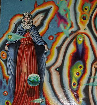 The Saint by Eric de Kolb