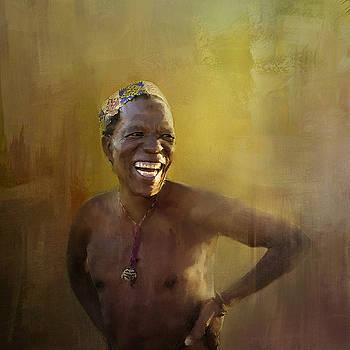 The San people. by Lyn Darlington