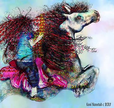The Sea Horse Fairy by Kari Nanstad