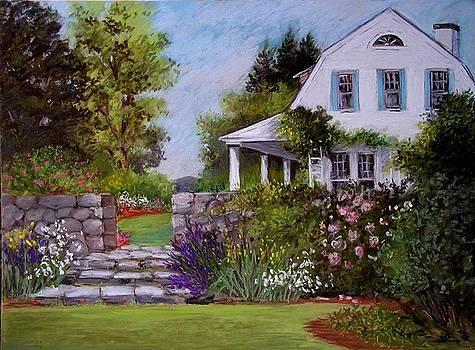 The Secret Garden by Nita Leger Casey