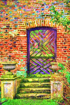 The Secret Garden. by ShabbyChic fine art Photography