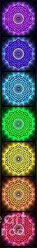 The Seven Chakras - Open Lotus No. 2 by Dirk Czarnota