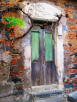 The Sicilian Doorway by Joseph Re