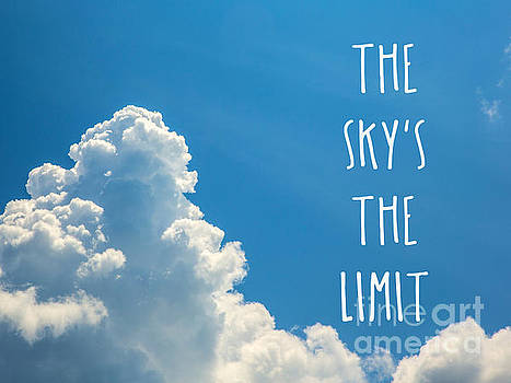 The Skys the Limit by Bruce Stanfield