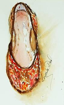 The Slipper by Lucia Del