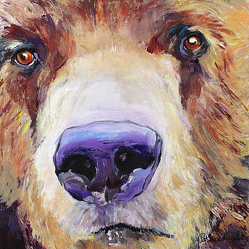 Pat Saunders-White - The Sniffer