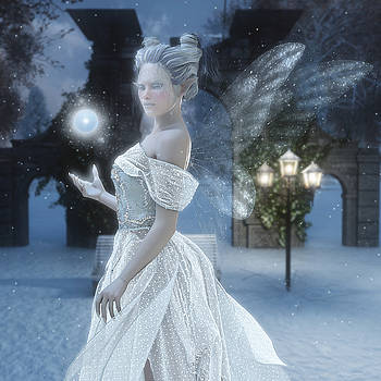 The Snow Fairy by Melissa Krauss