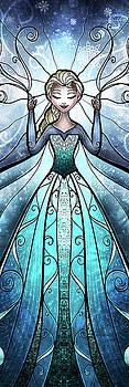 The Snow Queen by Mandie Manzano